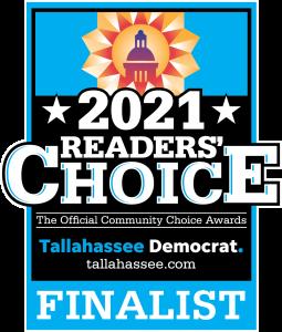 2021 Readers Choice Award Finalist