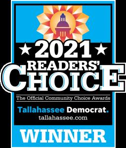 2021 Tallahassee Democrat Winner - Best Plastic Surgeon